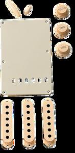 Bilde av Fender Strat Accessory Kit - Aged White