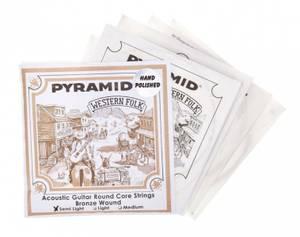 Bilde av Pyramid Western Folk Polished 013-056