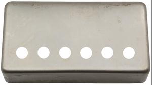 Bilde av Mikrofondeksel vintage Raw Nickel Silver - 50mm
